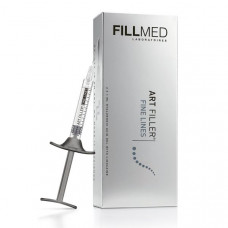 FILLMED Art Filler FINE LINES   филлер (2 шприца Х 1,0 мл)