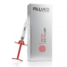FILLMED Art Filler VOLUME   филлер (2 шприца Х 1,2 мл) СКИДКА 30%