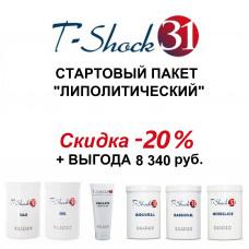 T-SCHOCK 31. Стартовый пакет «ЛИПОЛИТИЧЕСКИЙ», Набор