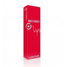 Belotero LIPS CONTOUR + Lido  имплантат инъекц. (1шпр х 0,6 мл)