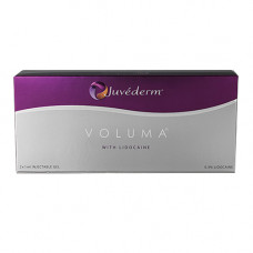 Juvederm VOLUMA   имплантат инъекц. (2шпр. х 1 мл)