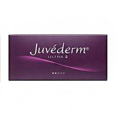 Juvederm ULTRA 2   имплантат инъекц.  (2шпр. х 0,55 мл)