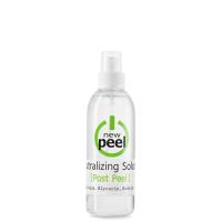 New Peel. Раствор нейтрализатор Neutralizing solution, 200 мл