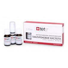 TETE Cosmeceuticals. Гиалуроновая кислота + ЭКСТРАКТ ИКРЫ. Сыворотка 3х10 мл