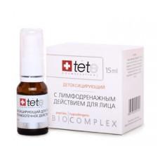 TETE. Биокомплекс ДЕТОКСИФИЦИРУЮЩИЙ с лимфодренажным действием, 15 мл