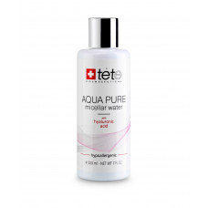 TETE. Мицеллярная вода с гиалуроновой кислотой / AQUA PURE Micellar water, 200 мл