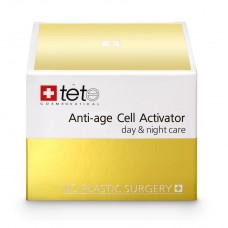 TETE. Омолаживающий крем для лица / Anti-age Cell Activator (Day & Night), 50 мл