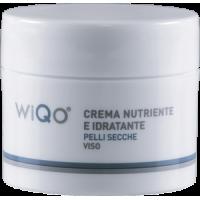 WiQo® Питательный и увлажняющий крем для лица для сухой и очень сухой кожи,  50 мл