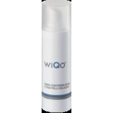 WiQo® Нежный увлажняющий серум для кожи области вокруг глаз и очень чувствительной кожи лица,  30 мл